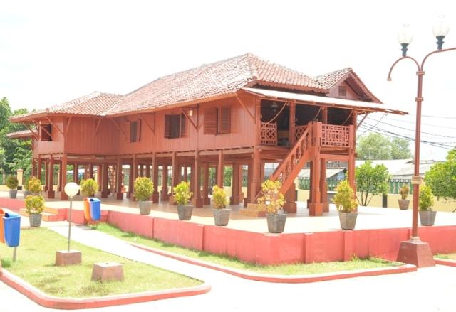 Rumah Si Pitung via Eljohnnews