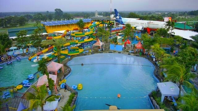 Saygon Waterpark via Explorewisata