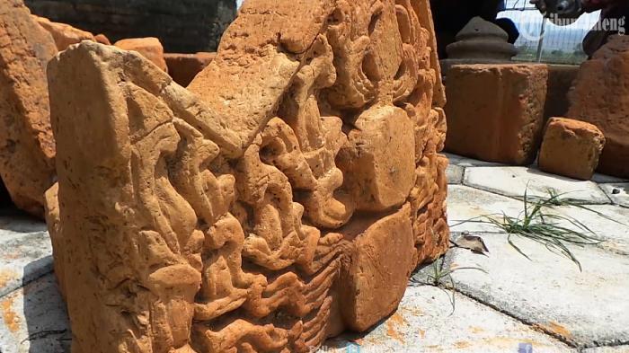 Situs Bersejarah Candi Kayen via Tribunnews