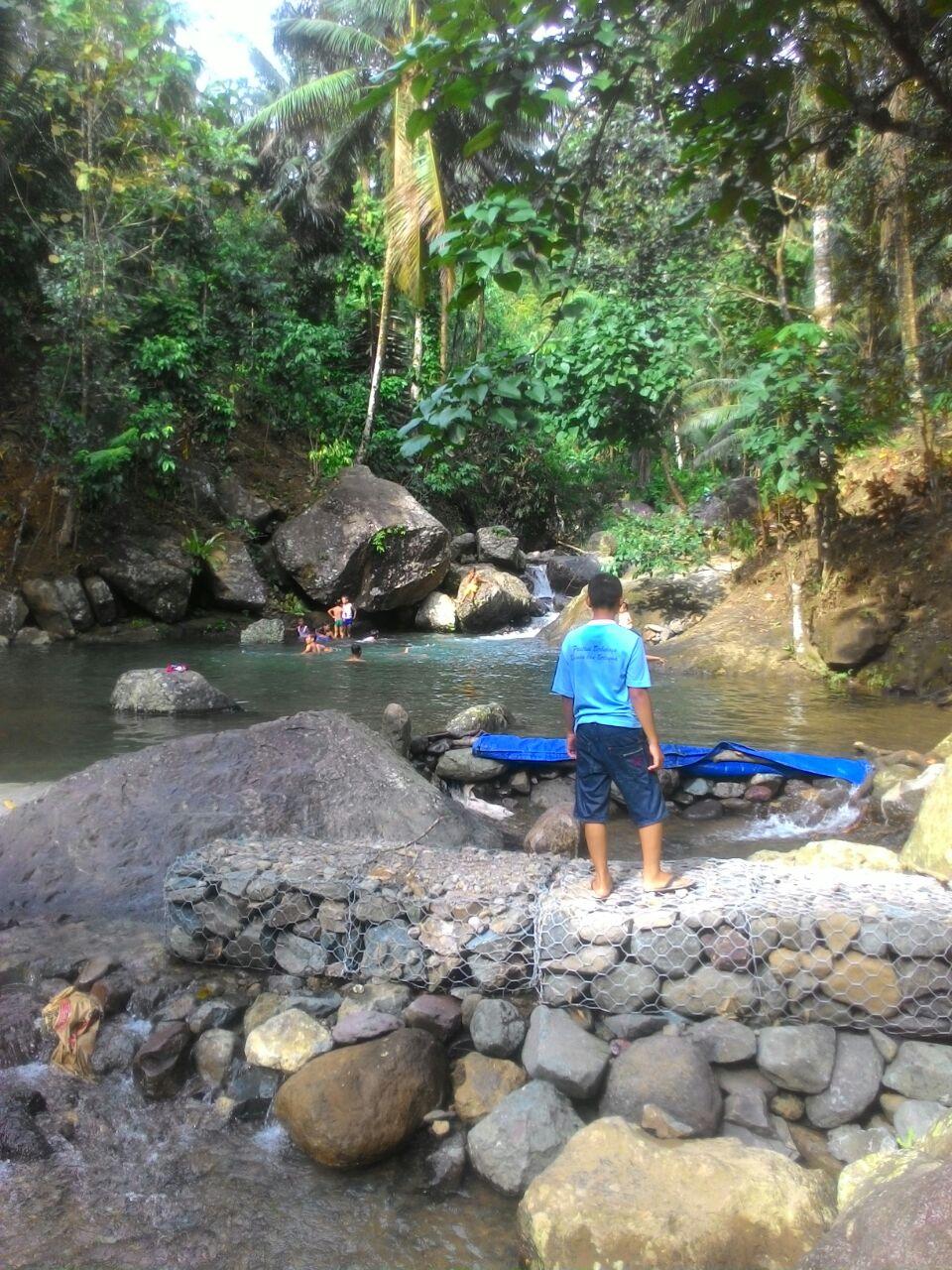 Sungai Kedung Lesung via Kedunglesungketro