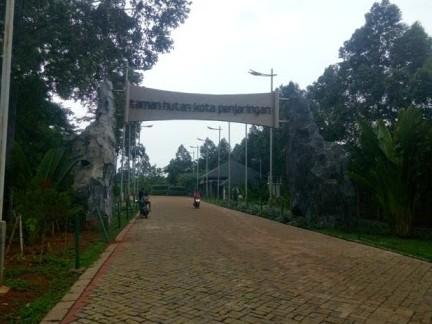 Taman Hutan Kota Penjaringan