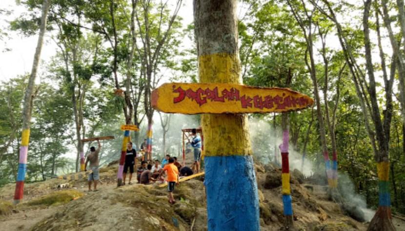 Taman Remaja Pungkruk via Tripjalanjalan