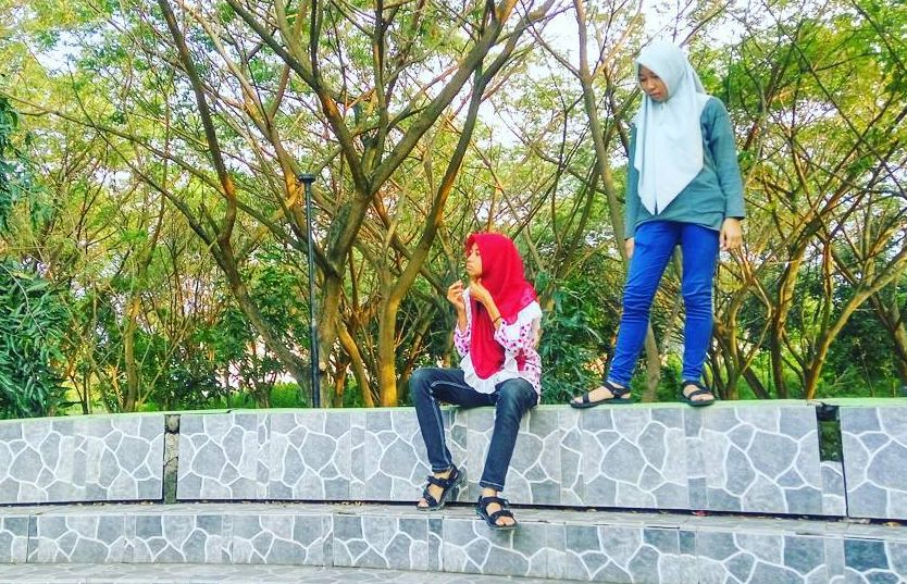 Taman Sekargadung via @djinukk_