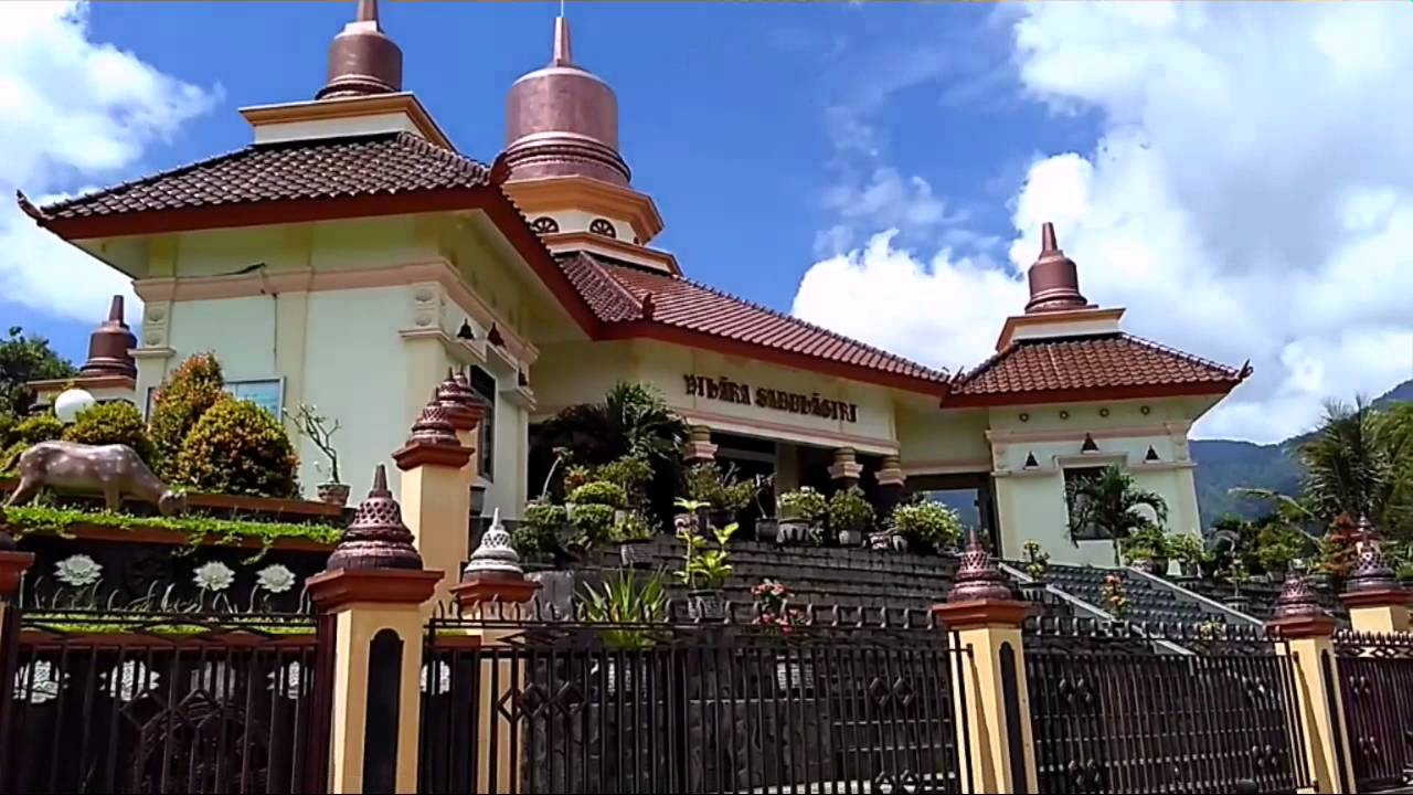 Vihara Gunungwungkal via Youtube