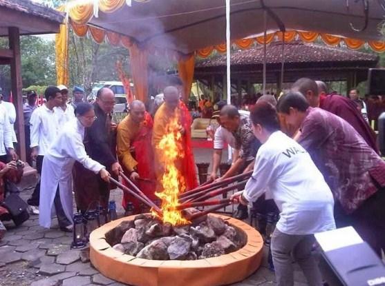 Wisata Api Abadi Mrapen via Grobogannews
