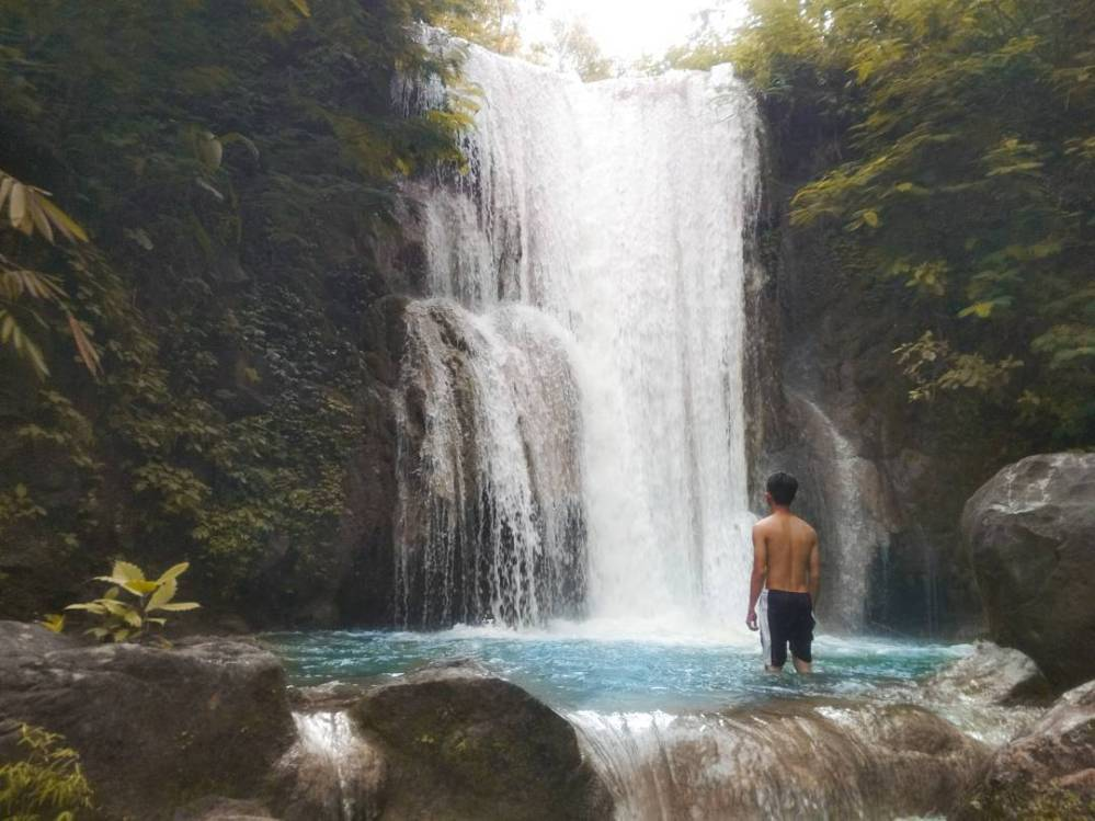 Air Terjun Grojogan Sewu via Tuguwisata