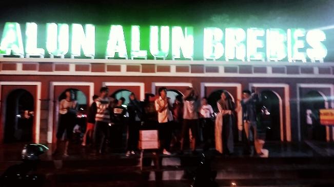Alun – Alun Brebes via Panturapost
