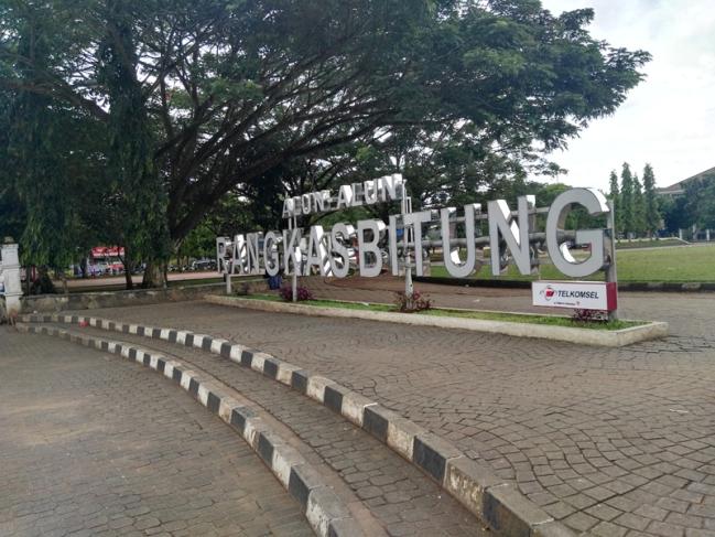 Alun-Alun Rangkasbitung via Jakartabytrain