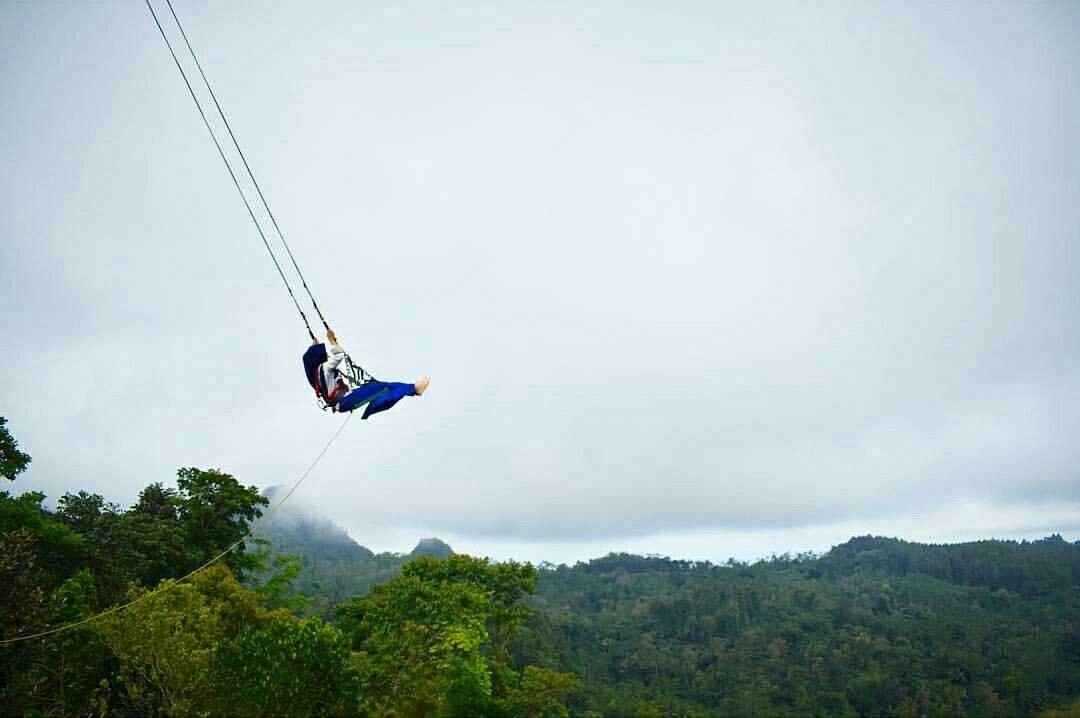 Ayunan Langit Watu Jaran via @panoramakulonprogo