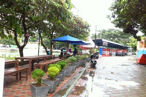 Balong Ranca Lentah via Merahputihcom