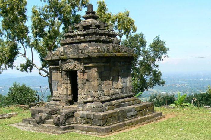 Candi Pangkuan via Panoramio