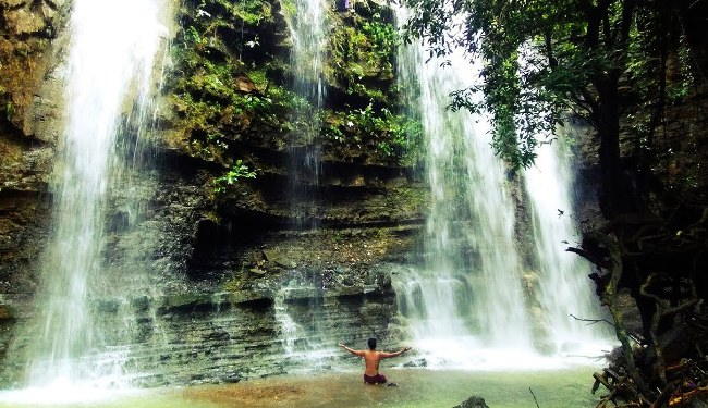 Curug Panyusuhan via Youtube