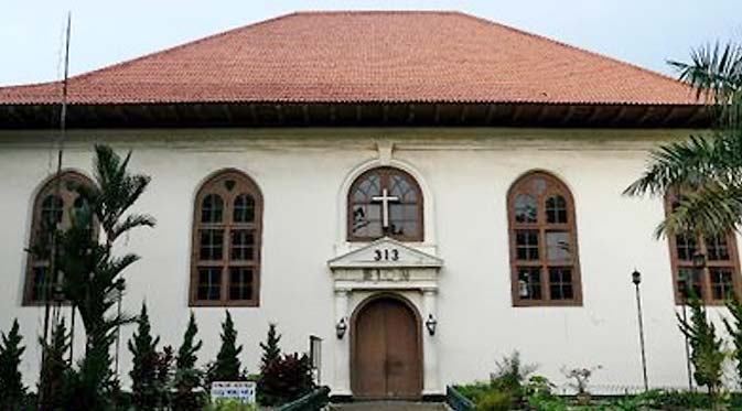 Gereja Sion (Gereja Portugis)
