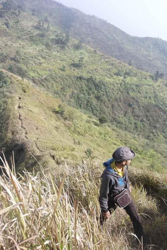 Gunung Kendil via Kaskuscoid
