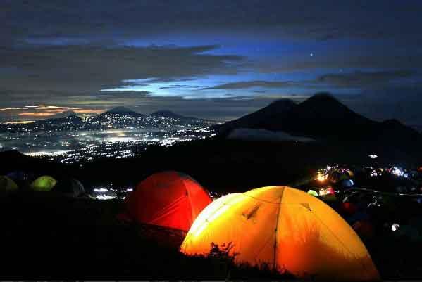 Gunung Prau via @sublug