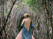 Hutan Mangrove Kaliwlingi via @fitrianingsih18