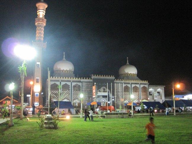Masjid Agung Brebes via Travelklik