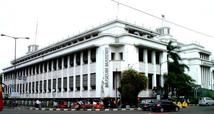 Museum Bank Mandiri via Panoramio