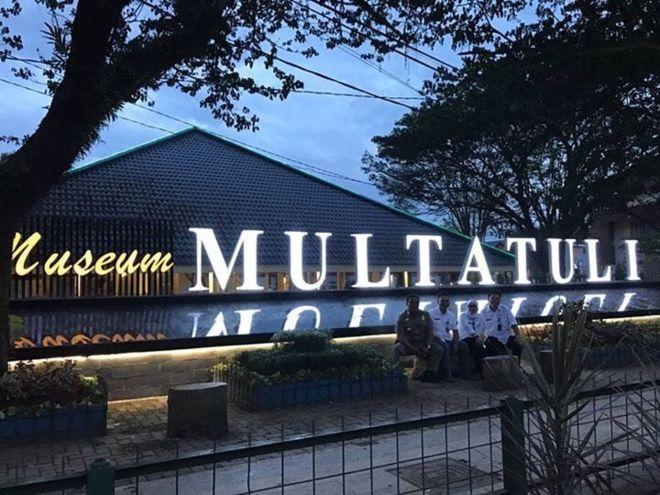 Museum Multatuli via Bbccom