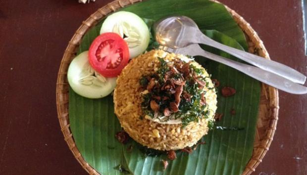 Nasi Goreng Tembakau khas Temanggung via Tempoco
