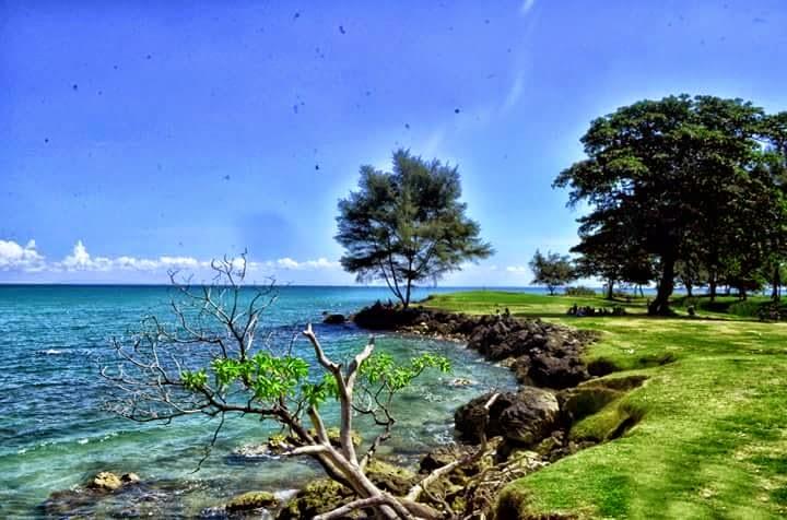Pantai Bugel via Inet