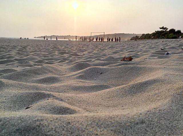 Pantai Ciantir via Sawarnanet