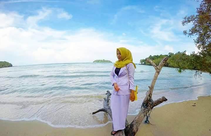 Pantai Paneuh Foto Oleh Zulkifli Saputra