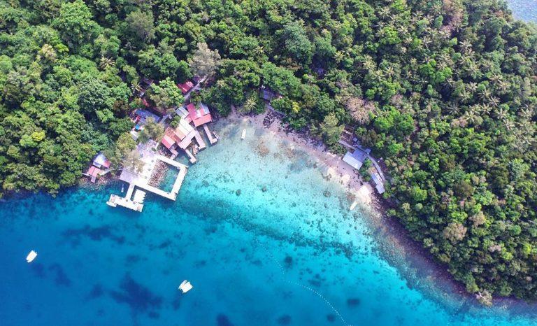 Pulau Rubiah via @albar_rusman