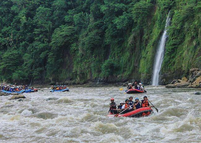 Rafting Kalibawang via @arusprogo