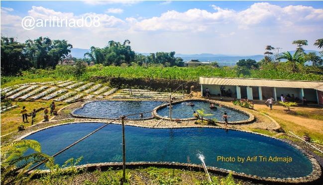 Situs Liyangan dan Kolam Cinta via @ariftriad08