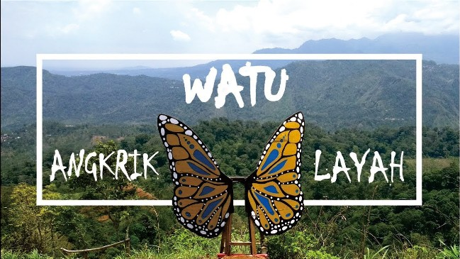 Watu Angkrik via Youtube