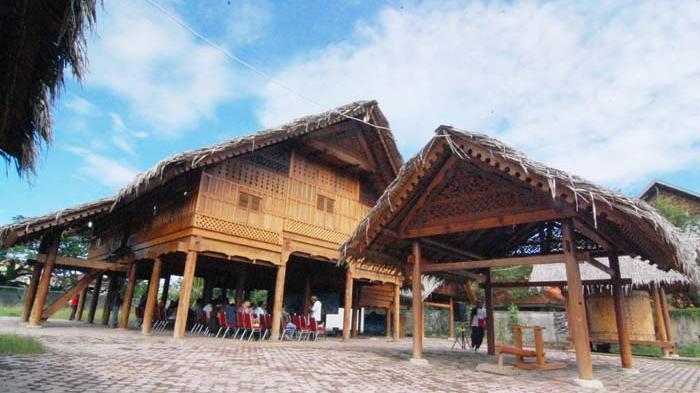 Museum Kota Lhokseumawe Foto Serambi Indonesia