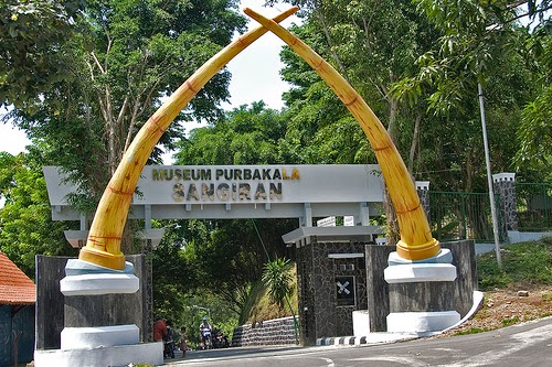 Museum Prasejarah Sangiran via sengpaku.blogspotcom