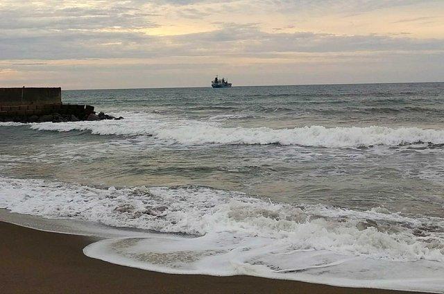 Pantai Krueng Geukuh via Steemitcom