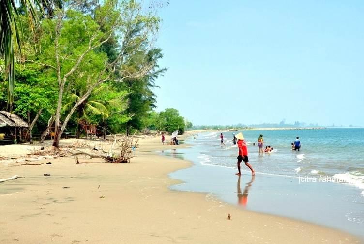 Pantai Rancong Foto Oleh Citra Rahman