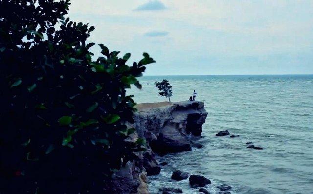Pantai Reuleung Manyang via Steemit