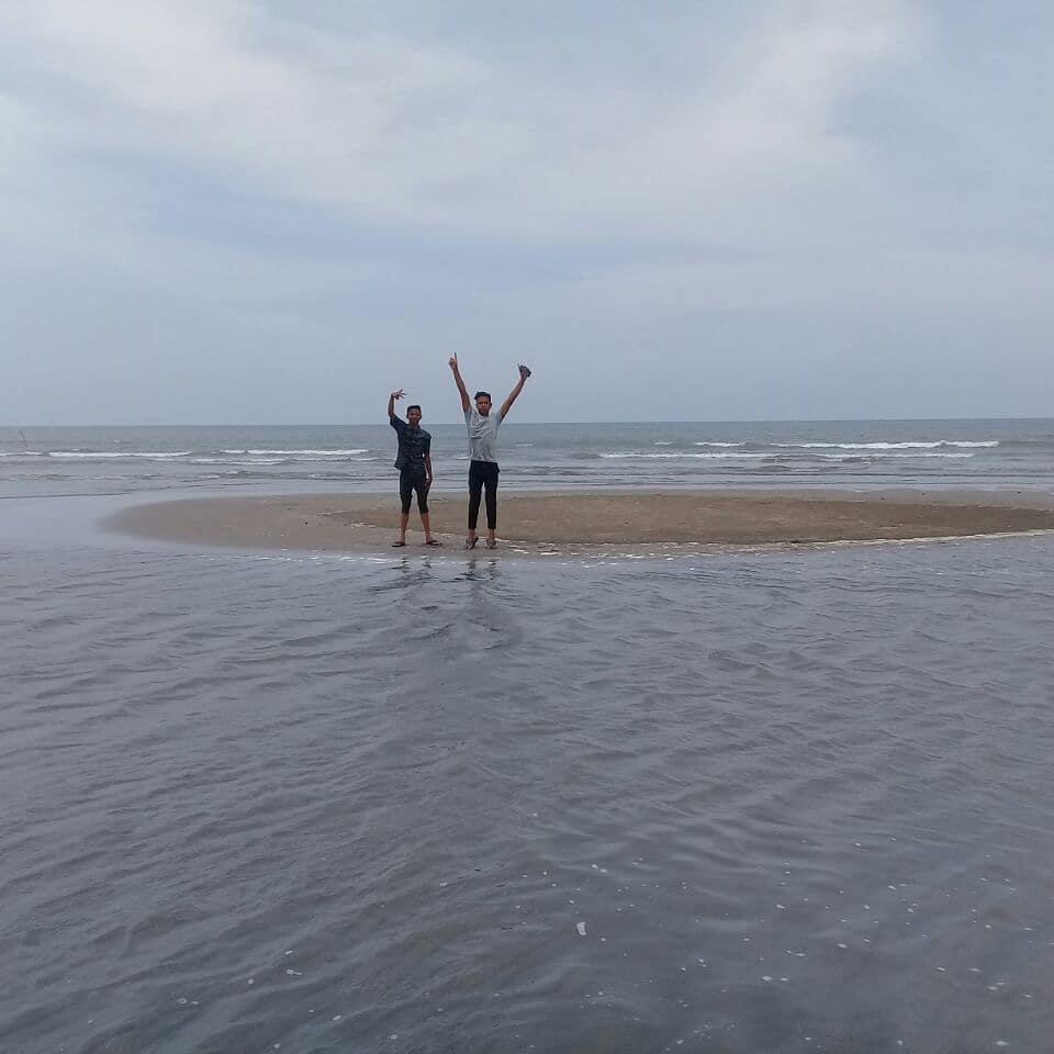 Pantai Ulee Rubek via IG @husnul1895