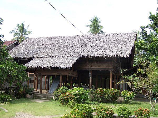Rumoh Teungku Chik di Awe Geutah via Visitacehdarussalam.blogspot