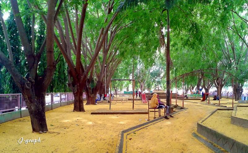 Taman Riyadhah via @jakazulham