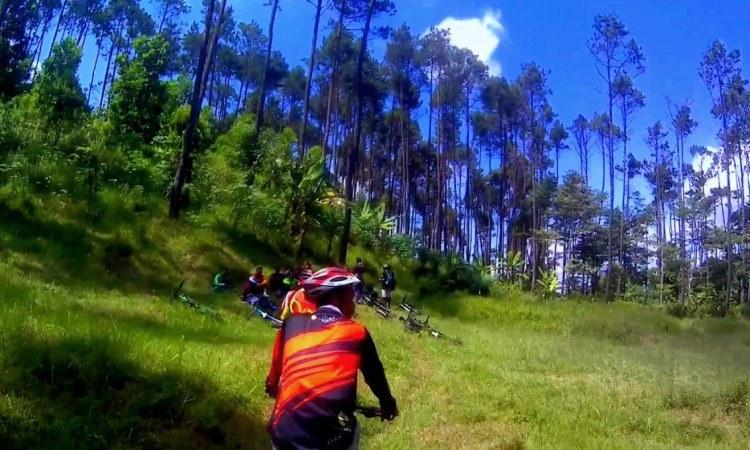 Bukit Rumpit Bike Park via Kangfahrur