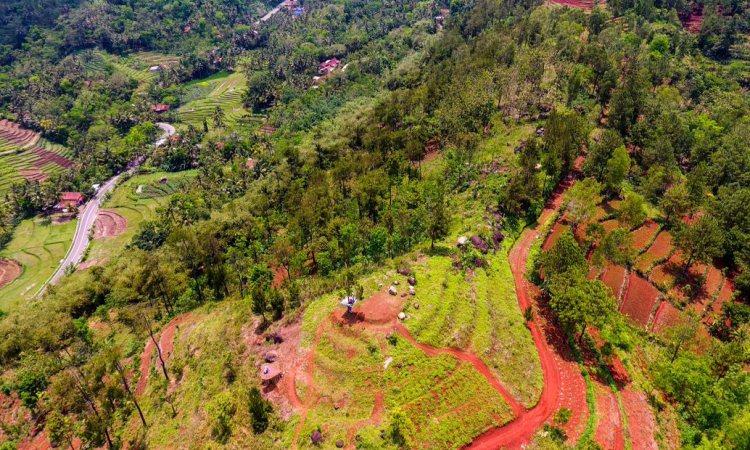 Bukit Watu Sodong via Twitter @sabalangitID