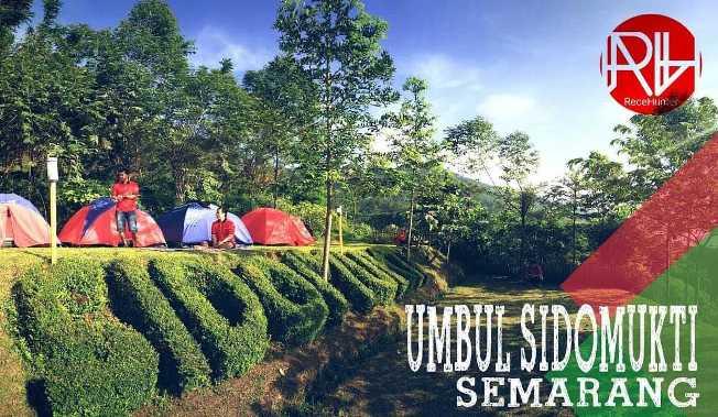 Camping di umbul sidomukti via Ulinulincom