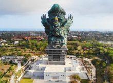 Garuda Wisnu Kencana via M-kuta