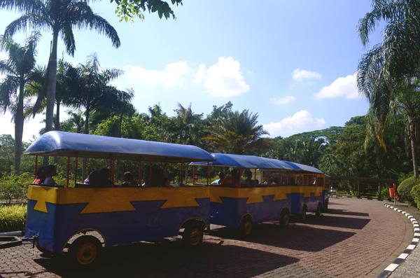 Kereta Keliling via Wegocom