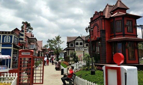 Kota Mini Oleh Wita Mahliyani