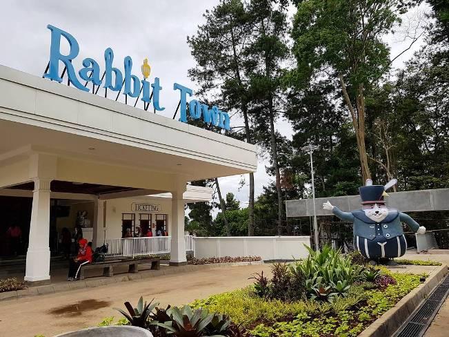 Liburan Seru ke Rabbit Town