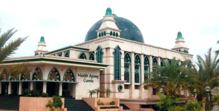 Masjid Agung Ciamis foto Net Ist