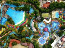 Ocean Park BSD via Drone