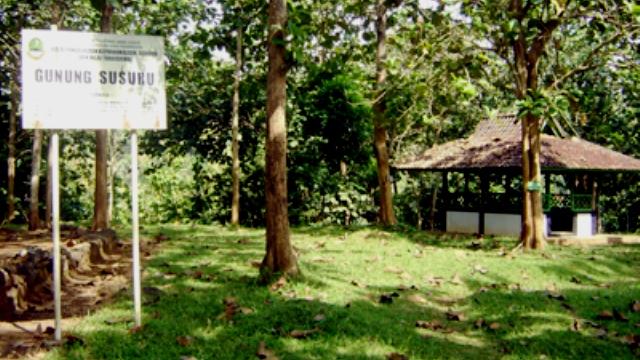 Situs Gunung Susuru via Harapanrakyakcom