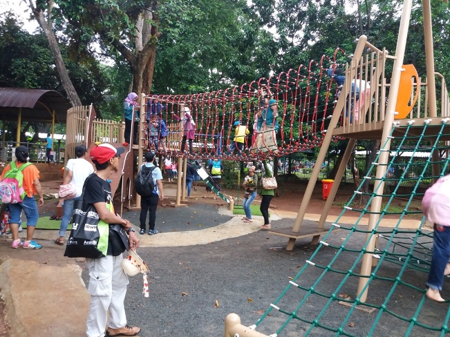 Taman Satwa Anak via Medcomid